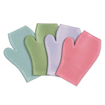 Rubber Grooming Mitts - SmartPak Equine