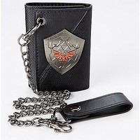 Dark Link Legend of Zelda Chain Wallet - Spencer's