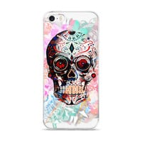 Day Of The Dead Dia de los Muertos iPhone case