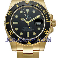 Rolex Submariner Mens Automatic Watch 116618BKSO