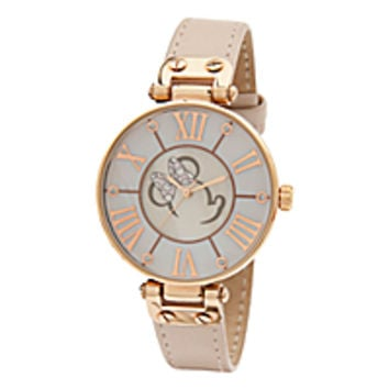 Minnie Mouse Marble Watch for Women