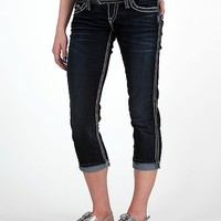Silver Tuesday Skinny Stretch Cropped Jean