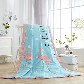 Svetanya thin quilted Quilt bedding Throws Blanket Plaids 180x220cm 150*200cm 200*230cm (NO Pillowcase)