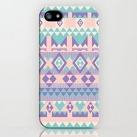 TIP5-012 Aztec Tribal Pattern Az07, Iphone 5 Case, Hard Plastic, Free Shipping Worldwide