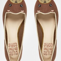Cute To The Core Bearycute Flat Shoes