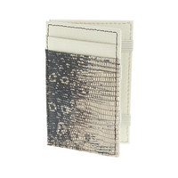 J.Crew Womens Embossed Magic Wallet