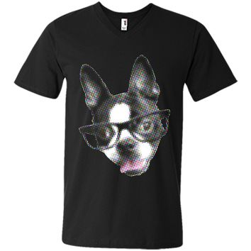 Charming Boston Terrier Pop Art Print 2017 T Shirt