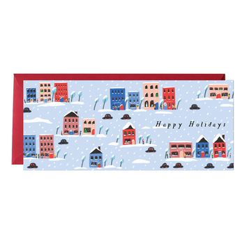 Holiday Village Card