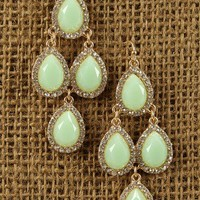 Reign Deco Earrings