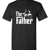 The Father Funny T-shirt Tshirt Tee Shirt Dads Joke Parents Birthday Godfather Parody present Fathers day gift Papa Movie Film Christmas