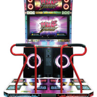 "Pump It Up Infinity TX with 50"" LCD"