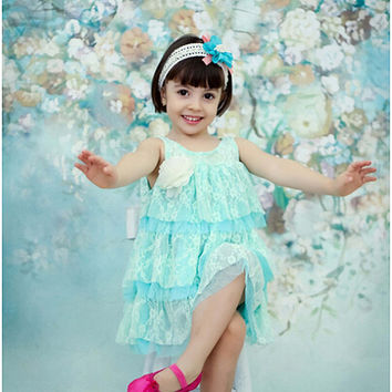 New arrival Background fundo Flowers bright mural 6.5 feet length with 5 feet width backgrounds LK 3887