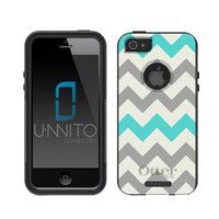 Otterbox iPhone 5 Commuter Series Black Chevron  Grey by Unnito