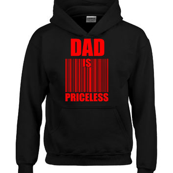 Big DAD Fathers Day Gift Present - Hoodie