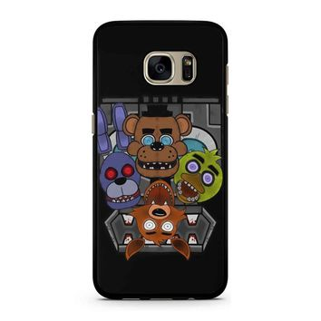 Five Nights At Freddy S 5 Samsung Galaxy S7 Case