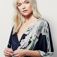 Free People Hibiscus Garden Dress