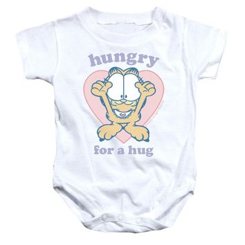 Garfield - Hungry For A Hug Infant Snapsuit