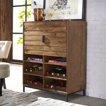 Pierce Bar Cabinet - Java
