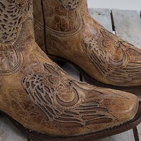 Corral Wing Cowboy Boot