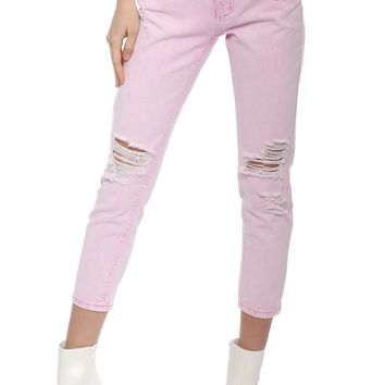 Brooklyn Karma Acid Wash Jeans
