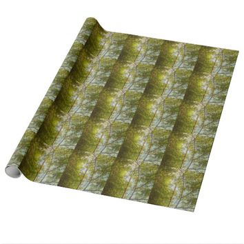 Sun Showered Wrapping Paper