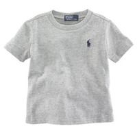 Ralph Lauren Childrenswear Baby Boys Crew Neck T-Shirt