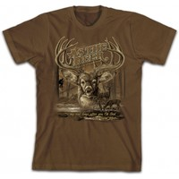 As the Deer 2 T-Shirt | Christian Hunting T-Shirt | Psalm 42:1 T-Shirt