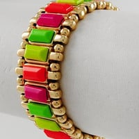 "30% off use promo code ""wanelo"" at checkout. Juicy Fruit Multi-Colored Bracelet"