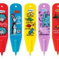 Dr. Seuss Bookmark Pen