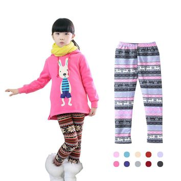 kids winter leggings