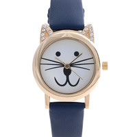Navy Cat Watch