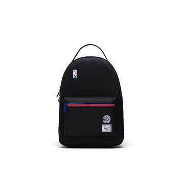 Herschel Supply Co. - Nova Small NBA Superfan Los Angeles Clippers Black Blue Red Backpack