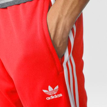 """Adidas"" Fashion Women MenLoose Exercise Sport Pants Trousers Boy Girl Sweatpants Red B"