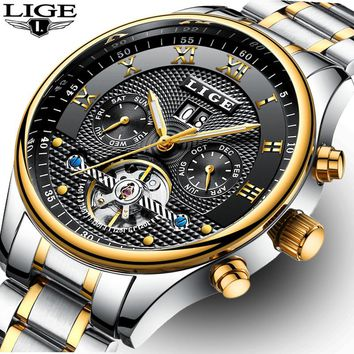 Luxury Mens Mechanical Watches