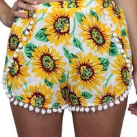 Sunflower Shorts - New Arrivals