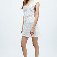 Minkpink Mystic Spell Dress in White - Urban Outfitters