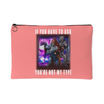 Mass Effect Accessory Pouch / Handbag
