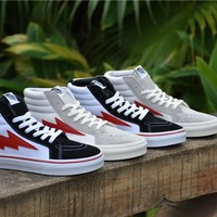 Revenge x Storm & Vans Skateboarding Shoes 35-44