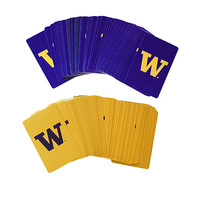 The Husky Shop - UW Playing Cards - Home & Office - University Book Store