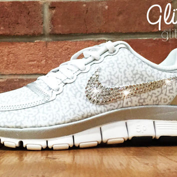 Nike Free Run 5.0 V4 PT By Glitter Kicks from Glitter Kicks bbcf5d525