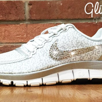 Nike Free Run 5.0 V4 PT By Glitter Kicks from Glitter Kicks c41041c9ba