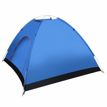 3-4 Person Quick Automatic Pop Up Beach Tent