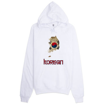The Korea Flag Hoodie
