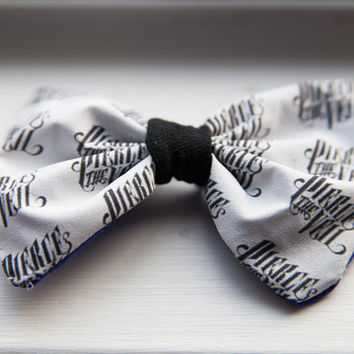 Pierce The Veil Logo Hair Bow