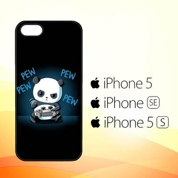 Funky Panda X4890  iPhone 5|5S|SE Case