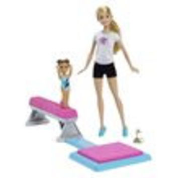 Barbie Flippin' Fun Gymnast Doll