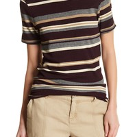 Michael Stars | Striped Crew Neck Tee | Nordstrom Rack