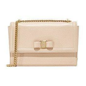 Salvatore Ferragamo Women's Ginny Shoulder Bag