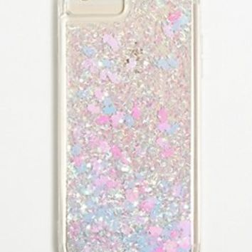 Unicorn Floating Glitter Phone Case for iPhone 6/6s/7/8