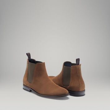 TAN CHELSEA BOOT - Essentials - MEN - United States of America / Estados Unidos de América